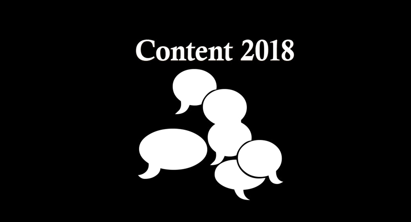 Content day 2018